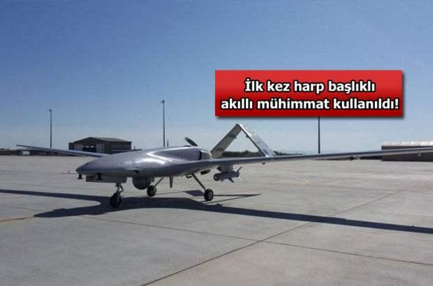 insansız hava aracı bayraktar